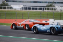 Silverstone Classic 201928 STRETTON Martin, GB, McLaren M6 GTAt the Home of British Motorsport. 26-28 July 2019Free for editorial use onlyPhoto credit – JEP