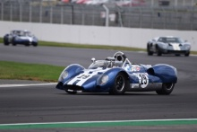 Silverstone Classic 201929 AHLERS Keith, GB, BELLINGER James Billy, GB, Cooper Monaco King CobraAt the Home of British Motorsport. 26-28 July 2019Free for editorial use onlyPhoto credit – JEP