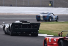 Silverstone Classic 20193 WRIGHT Jason, IT, WOLFE Andy, GB, Lola T70 MK3BAt the Home of British Motorsport. 26-28 July 2019Free for editorial use onlyPhoto credit – JEP