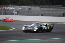 Silverstone Classic 201934 HART David, NL, PASTORELLI Nicky, NL, Lola T70 MK3BAt the Home of British Motorsport. 26-28 July 2019Free for editorial use onlyPhoto credit – JEP
