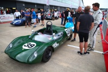 Silverstone Classic 201939 GOFF Will, GB, GOFF Michael, GB, Lotus 23BAt the Home of British Motorsport. 26-28 July 2019Free for editorial use onlyPhoto credit – JEP