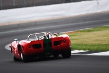 Silverstone Classic 20195 SINCLAIR Tony, GB, Lola T70 Spyder MK1At the Home of British Motorsport. 26-28 July 2019Free for editorial use onlyPhoto credit – JEP