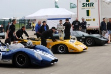 Silverstone Classic 201957 ADELMAN Graham, US, Lola T210At the Home of British Motorsport. 26-28 July 2019Free for editorial use onlyPhoto credit – JEP