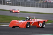 Silverstone Classic 201976 WRIGLEY Matthew, GB, WRIGLEY Mike, GB, Chevron B19At the Home of British Motorsport. 26-28 July 2019Free for editorial use onlyPhoto credit – JEP