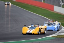 Silverstone Classic 201989 BANKS Andrew, GB, BANKS Max, GB, McLaren M6BAt the Home of British Motorsport. 26-28 July 2019Free for editorial use onlyPhoto credit – JEP