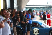 Silverstone Classic 2019FansAt the Home of British Motorsport. 26-28 July 2019Free for editorial use onlyPhoto credit – JEP