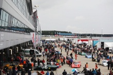 Silverstone Classic 2019Assembly AreaAt the Home of British Motorsport. 26-28 July 2019Free for editorial use onlyPhoto credit – JEP