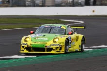 Silverstone Classic 2019145 GOFF Will, GB, GOFF Michael, GB, Porsche 997 GT3 RSRAt the Home of British Motorsport. 26-28 July 2019Free for editorial use only Photo credit – JEP