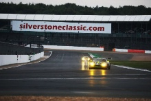 Silverstone Classic 2019007 LIENAU Alexander, DE, GRANT John, GB, Aston Martin Vantage V12At the Home of British Motorsport. 26-28 July 2019Free for editorial use only Photo credit – JEP