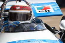 Silverstone Classic 2019Sir Jackie Stewart - 1969 Matra MS80-02At the Home of British Motorsport. 26-28 July 2019Free for editorial use only Photo credit – JEP