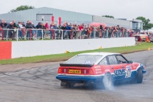 Silverstone Classic 2021 Rover Vitesse.At the Home of British Motorsport. 30th July – 1st August Free for editorial use only