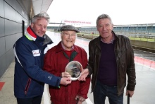 Silverstone Classic 2021 Murray Walker.At the Home of British Motorsport. 30th July – 1st August Free for editorial use only