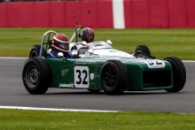 The Classic, Silverstone 2021 32 Ray Mallock / U2 Mk2At the Home of British Motorsport. 30th July – 1st August Free for editorial use only