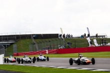 The Classic, Silverstone 2021 66 Cam Jackson / Brabham BT2At the Home of British Motorsport. 30th July – 1st August Free for editorial use only