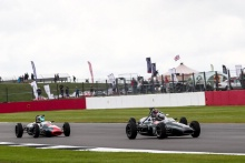 The Classic, Silverstone 2021 81 Richard Bradley / Brabham BT2 At the Home of British Motorsport. 30th July – 1st August Free for editorial use only
