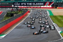 The Classic, Silverstone 2021 Race 1 StartAt the Home of British Motorsport. 30th July – 1st August Free for editorial use only