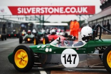 The Classic, Silverstone 2021147 Clinton McCarthy / Lotus 18 At the Home of British Motorsport.30th July – 1st AugustFree for editorial use only
