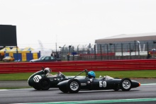 The Classic, Silverstone 202160 Simon (Syd) Fraser / Lotus 20/22 At the Home of British Motorsport.30th July – 1st AugustFree for editorial use only