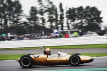 The Classic, Silverstone 202161 George Diffey / Lotus 20At the Home of British Motorsport.30th July – 1st AugustFree for editorial use only