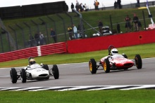 The Classic, Silverstone 202162 Simon Diffey / Lotus 20/22 - 194 Clive Richards / Lotus 22 At the Home of British Motorsport.30th July – 1st AugustFree for editorial use only