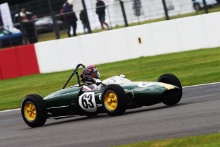 The Classic, Silverstone 202163 Stephan Joebstl / Lotus 22At the Home of British Motorsport.30th July – 1st AugustFree for editorial use only