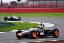 The Classic, Silverstone 202166 Cam Jackson / Brabham BT2At the Home of British Motorsport.30th July – 1st AugustFree for editorial use only