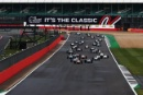 The Classic, Silverstone 2021Historic Formula Junior Start At the Home of British Motorsport.30th July – 1st AugustFree for editorial use only