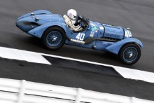 The Classic, Silverstone 2021 40 Till Bechtolsheimer / Talbot Lago T150CAt the Home of British Motorsport. 30th July – 1st August Free for editorial use only