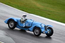 The Classic, Silverstone 2021 5 Richard Pilkington / Tania Pilkington  - Talbot T26 SSAt the Home of British Motorsport. 30th July – 1st August Free for editorial use only