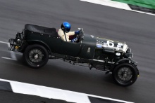 The Classic, Silverstone 2021 6 Steve Ward / Bentley 3/4½At the Home of British Motorsport. 30th July – 1st August Free for editorial use only