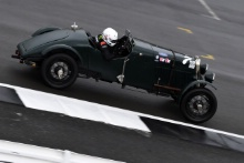 The Classic, Silverstone 2021 7 Mike Grant Peterkin / Lea Francis Hyper At the Home of British Motorsport. 30th July – 1st August Free for editorial use only