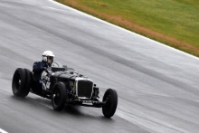 The Classic, Silverstone 2021 8 Rudiger Friedrichs / Alvis FireflyAt the Home of British Motorsport. 30th July – 1st August Free for editorial use only
