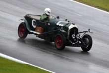 The Classic, Silverstone 2021 84 William Elbourn (Snr) / William Elbourn (Jnr) - Bentley 3/4½ At the Home of British Motorsport. 30th July – 1st August Free for editorial use only