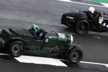 The Classic, Silverstone 2021 85 James Morley / Bentley 3/4½ At the Home of British Motorsport. 30th July – 1st August Free for editorial use only