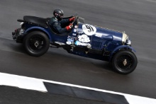 The Classic, Silverstone 2021 91 Richard Hudson / Stuart Morley - Bentley 3/4½At the Home of British Motorsport. 30th July – 1st August Free for editorial use only