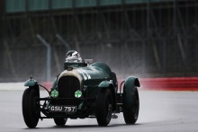 The Classic, Silverstone 202122 Clive Morley / Bentley 3/4½  At the Home of British Motorsport.30th July – 1st AugustFree for editorial use only