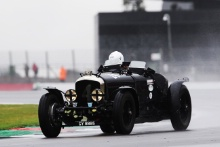 The Classic, Silverstone 202124 David  Ayre / Bentley 4/8 LitreAt the Home of British Motorsport.30th July – 1st AugustFree for editorial use only