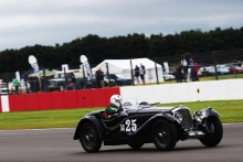 The Classic, Silverstone 202125 Jonathan Turner / Ben Cussons - Triumph 8C DolomiteAt the Home of British Motorsport.30th July – 1st AugustFree for editorial use only
