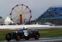 The Classic, Silverstone 202129 Richard Iliffe / Riley Kestrel SportsAt the Home of British Motorsport.30th July – 1st AugustFree for editorial use only