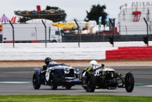 The Classic, Silverstone 202135 Sue Darbyshire / Ewan Cameron - Morgan Super AeroAt the Home of British Motorsport.30th July – 1st AugustFree for editorial use only