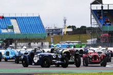 The Classic, Silverstone 202137 Alexander Hewitson / Riley 12/4 TT Sprite RepAt the Home of British Motorsport.30th July – 1st AugustFree for editorial use only