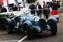 The Classic, Silverstone 202140 Till Bechtolsheimer / Talbot Lago T150CAt the Home of British Motorsport.30th July – 1st AugustFree for editorial use only