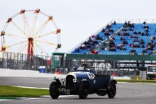 The Classic, Silverstone 202146 Duncan Wiltshire / Oliver Llewelyn - Bentley 3 LitreAt the Home of British Motorsport.30th July – 1st AugustFree for editorial use only