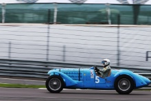 The Classic, Silverstone 20215 Richard Pilkington / Tania Pilkington  - Talbot T26 SSAt the Home of British Motorsport.30th July – 1st AugustFree for editorial use only