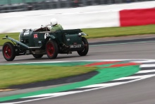 The Classic, Silverstone 202184 William Elbourn (Snr) / William Elbourn (Jnr) - Bentley 3/4½At the Home of British Motorsport.30th July – 1st AugustFree for editorial use only