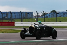 The Classic, Silverstone 202185 James Morley / Bentley 3/4½ At the Home of British Motorsport.30th July – 1st AugustFree for editorial use only