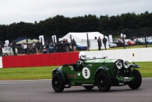 The Classic, Silverstone 20219 Chris Lunn / Talbot 105 Sports 'Team Car'At the Home of British Motorsport.30th July – 1st AugustFree for editorial use only