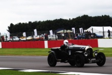 The Classic, Silverstone 202199 Ewen Getley / Robin Tuluie - Bentley 3/4½ At the Home of British Motorsport.30th July – 1st AugustFree for editorial use only