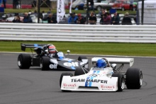The Classic, Silverstone 2021 16 Martyn Donn / Chevron B27At the Home of British Motorsport. 30th July – 1st August Free for editorial use only