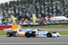 The Classic, Silverstone 2021 3 Timothy De Silva / Chevron B35At the Home of British Motorsport. 30th July – 1st August Free for editorial use only